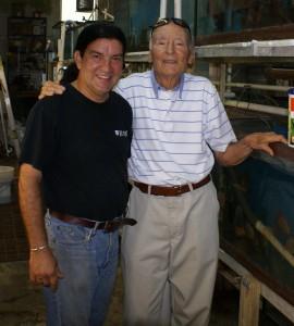Jack Wattley and Gabe Posada